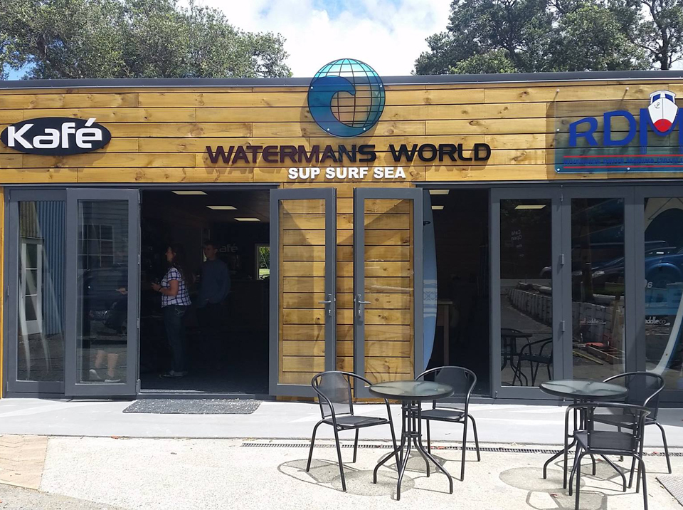 Waterman's World